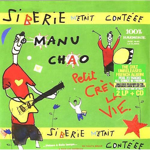 Alliance Manu Chao - Siberie M'etait Conteee thumbnail
