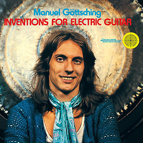 Alliance Manuel Gottsching - Inventions for Electric Guitar thumbnail
