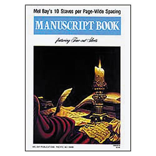 Mel Bay Manuscript Book thumbnail