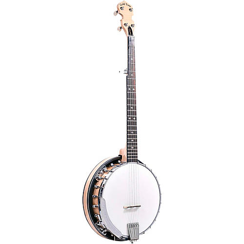 Gold Tone Maple Classic Banjo with Steel Tone Ring thumbnail