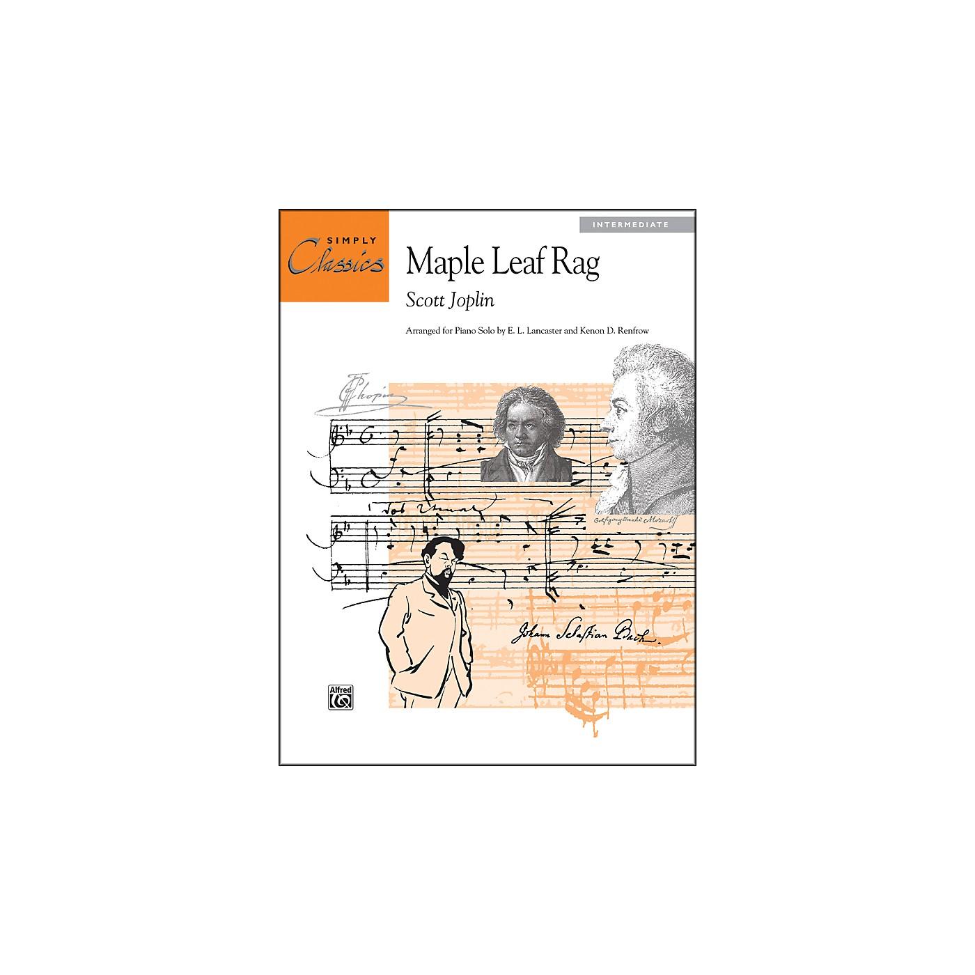Alfred Maple Leaf Rag thumbnail