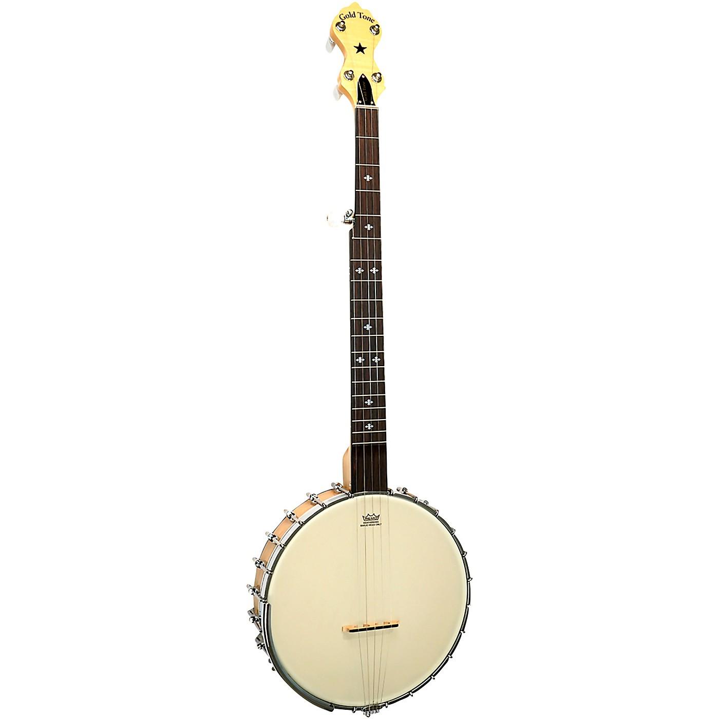Gold Tone Maple Mountain Openback Banjo thumbnail