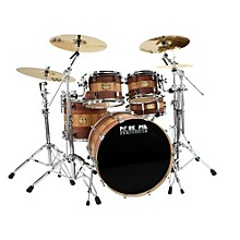 Pork Pie Maple-Rosewood 4-Piece Shell Pack