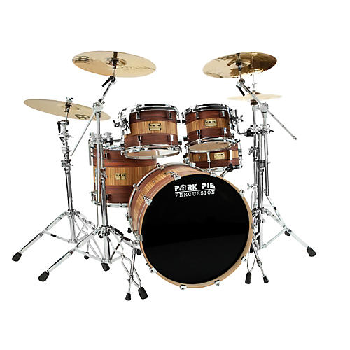 Pork Pie Maple-Rosewood 4-Piece Shell Pack-thumbnail