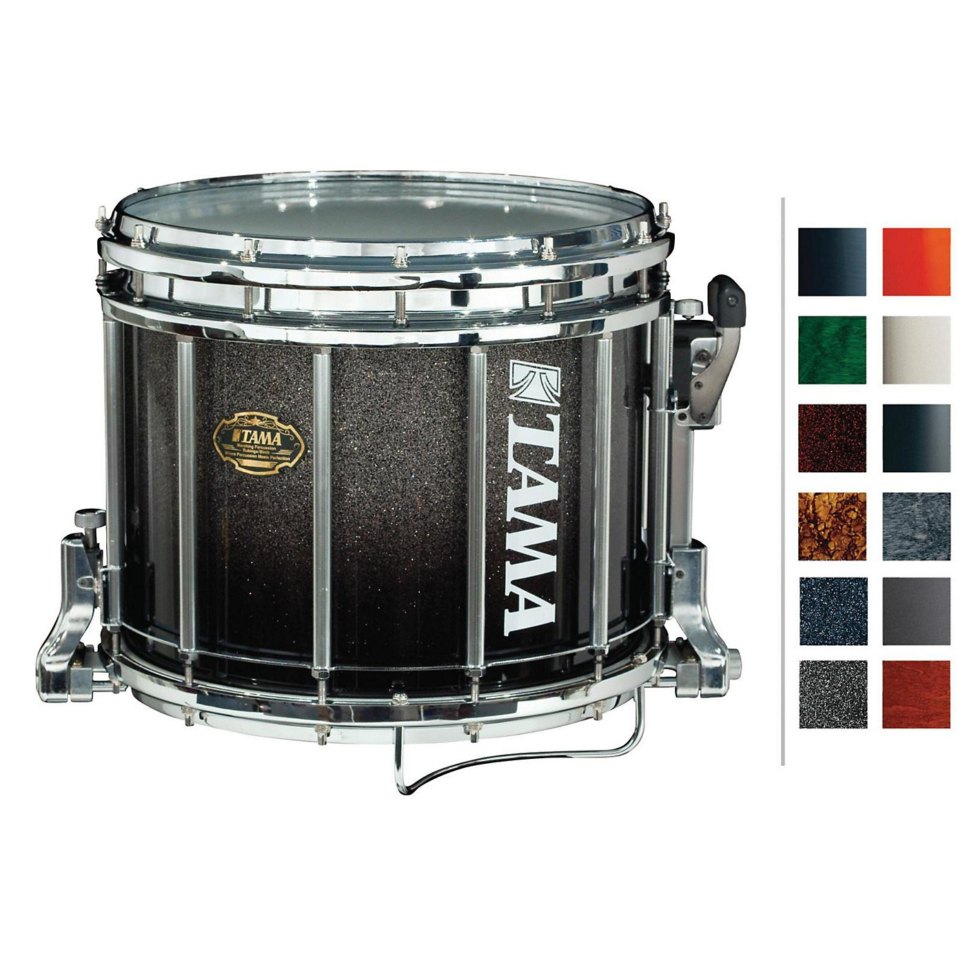Tama Marching Maple Snare Drum thumbnail