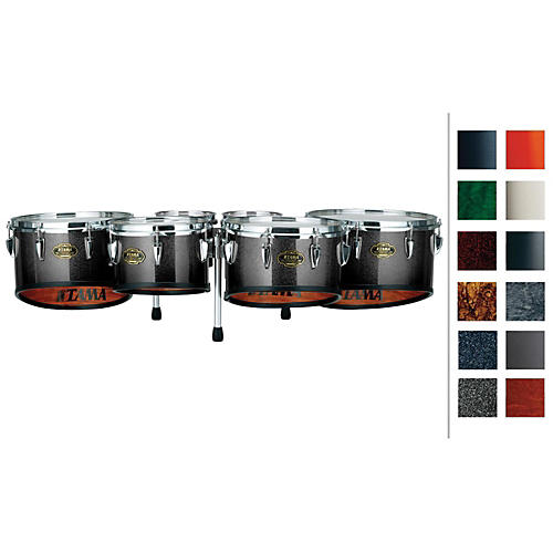 Tama Marching Maple Tenor Sextet thumbnail