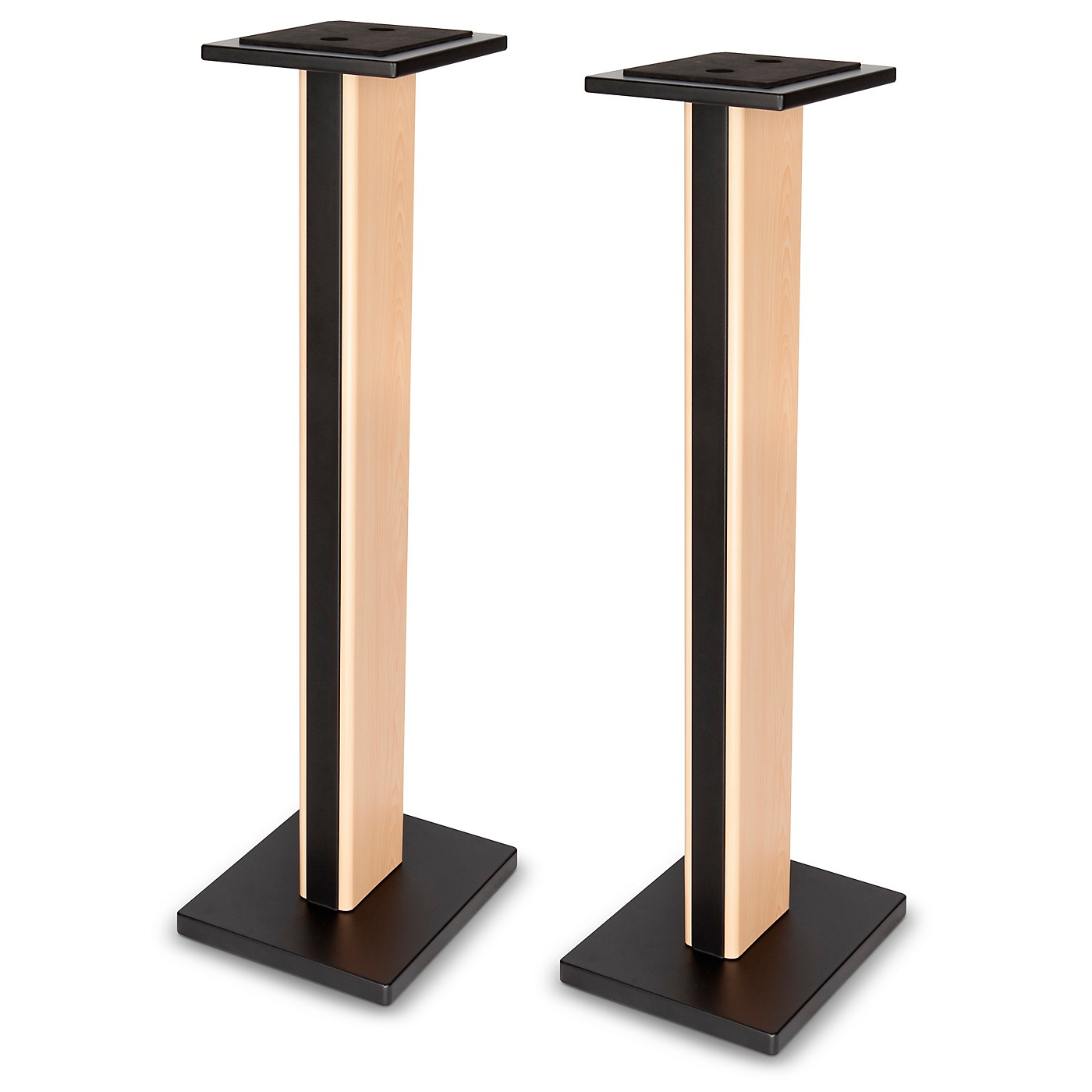 DR Pro Maple Wood Studio Monitor Stand (Pair) thumbnail