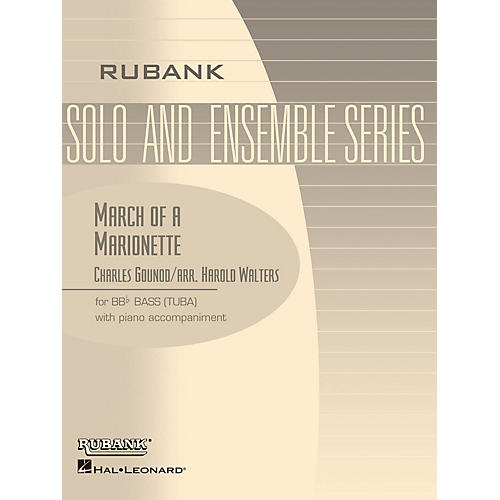 Rubank Publications March of a Marionette Rubank Solo/Ensemble Sheet Series Softcover thumbnail