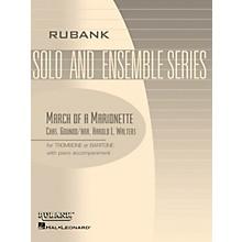 Rubank Publications March of a Marionette Rubank Solo/Ensemble Sheet Series