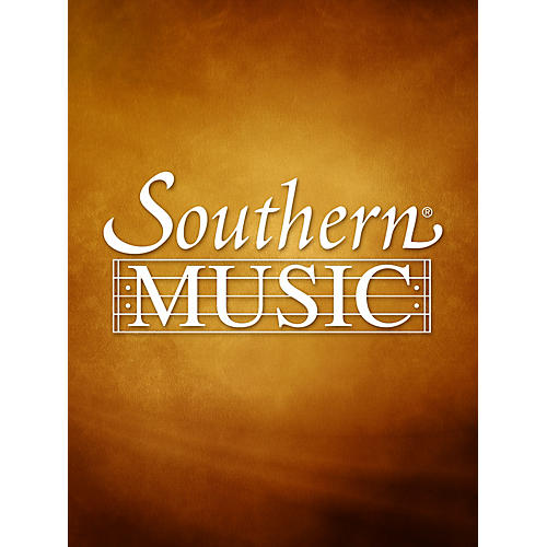 Southern March of the  Buffoons (Archive) (Flute) Southern Music Series Composed by Carol F. Masson thumbnail