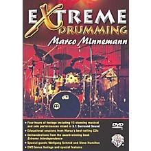 Warner Bros Marco Minnemann: Extreme Drumming (DVD)