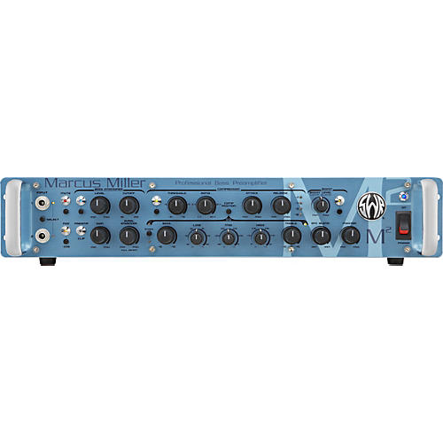SWR Marcus Miller Bass Preamp thumbnail
