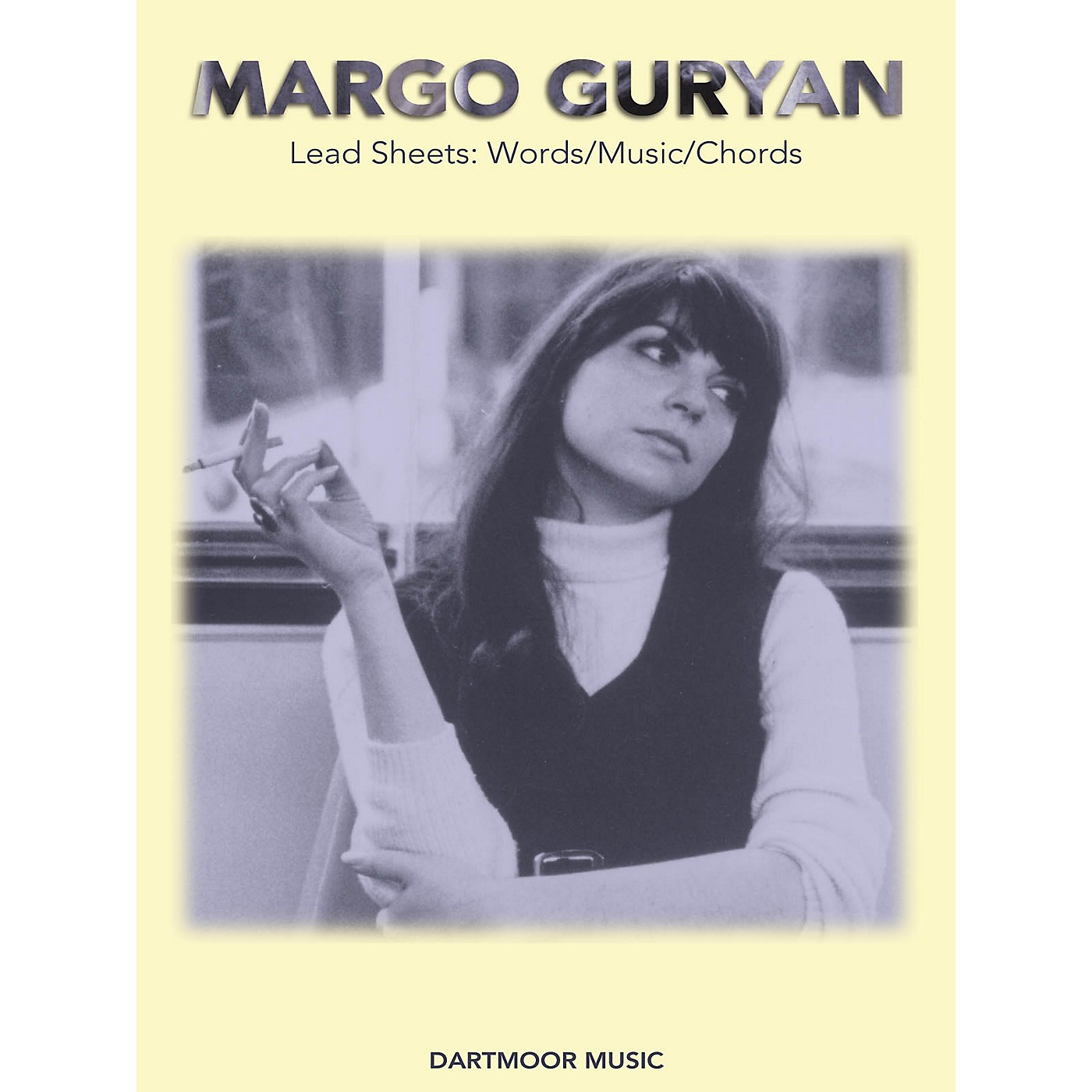 Dartmoor Music Margo Guryan Songbook Lead Sheets: Melody line, lyrics and chord symbols Series Softcover by Margo Guryan thumbnail