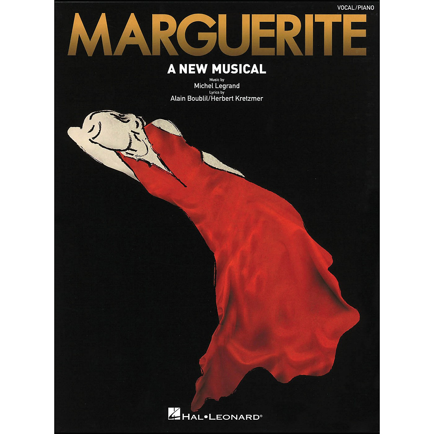 Hal Leonard Marguerite Arranged for Piano, Vocal, and Guitar (P/V/G) thumbnail
