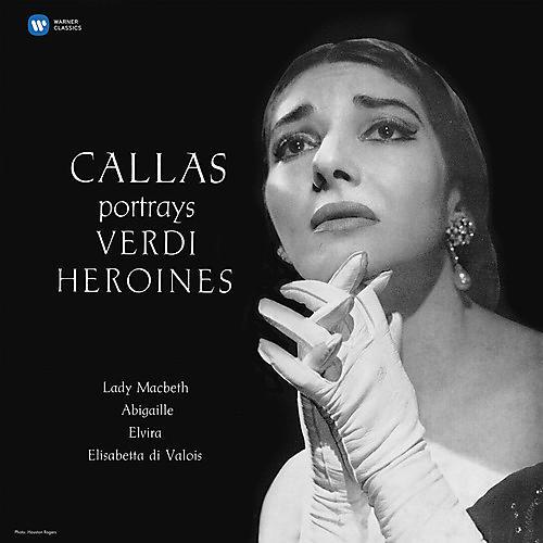 Alliance Maria Callas - Callas Portrays Verdi Heroines (verdi 1 Studio) thumbnail