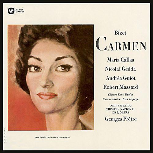 Alliance Maria Callas - Carmen thumbnail