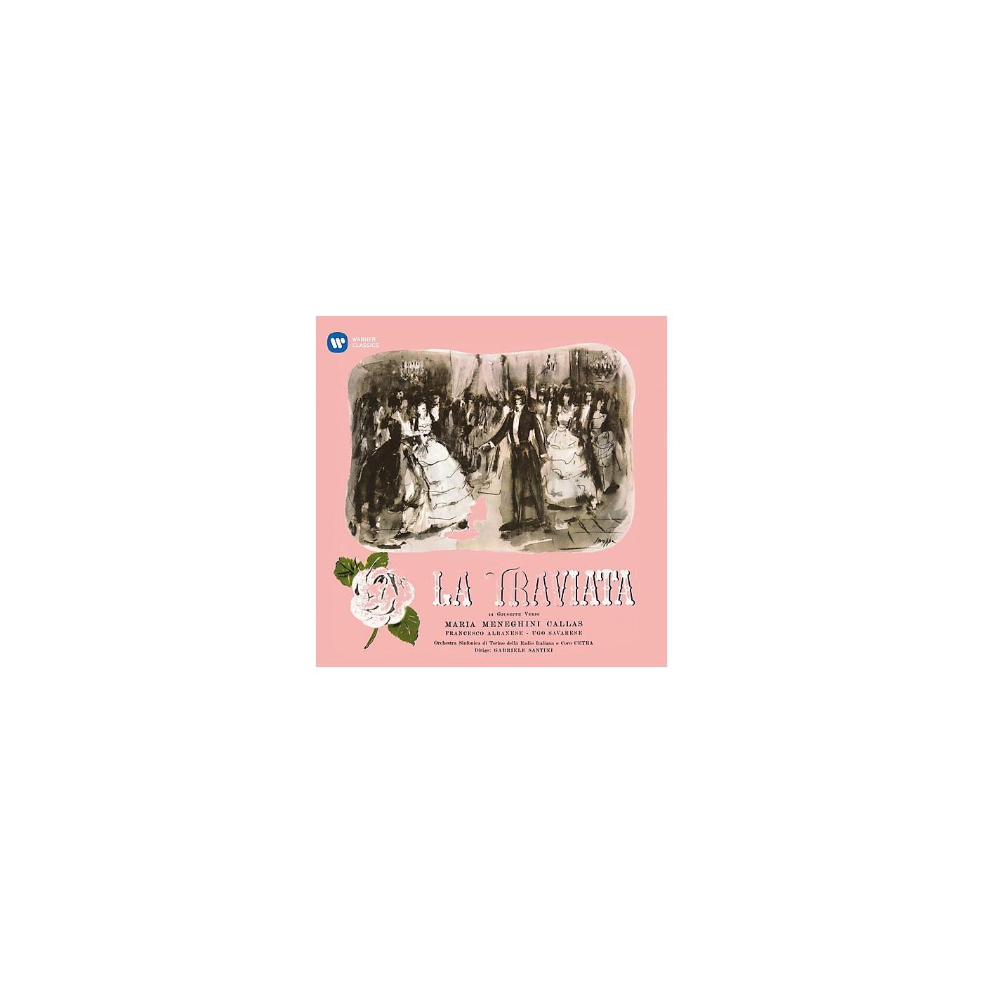 Alliance Maria Callas - La Traviata (1953 Studio Recording) thumbnail