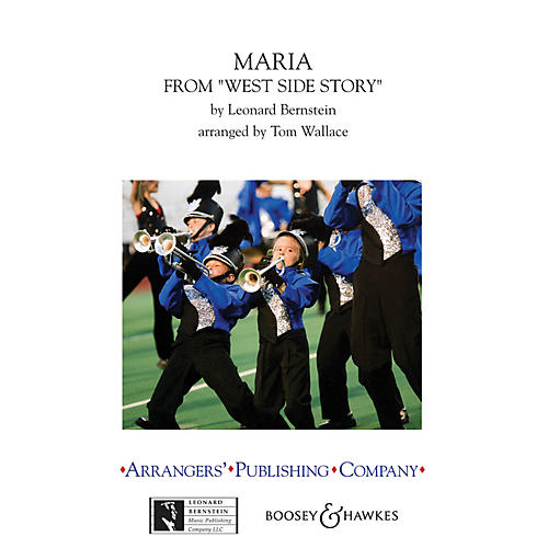 Arrangers Maria (from West Side Story) Marching Band Level 3 Arranged by Tom Wallace thumbnail