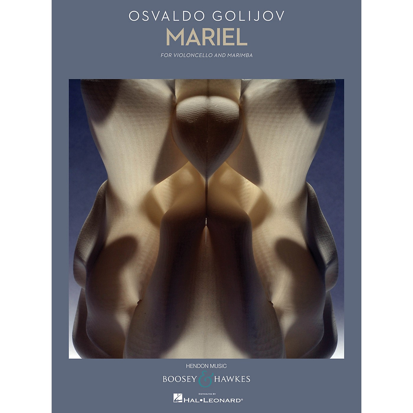 Boosey and Hawkes Mariel Boosey & Hawkes Chamber Music Series Composed by Osvaldo Golijov thumbnail
