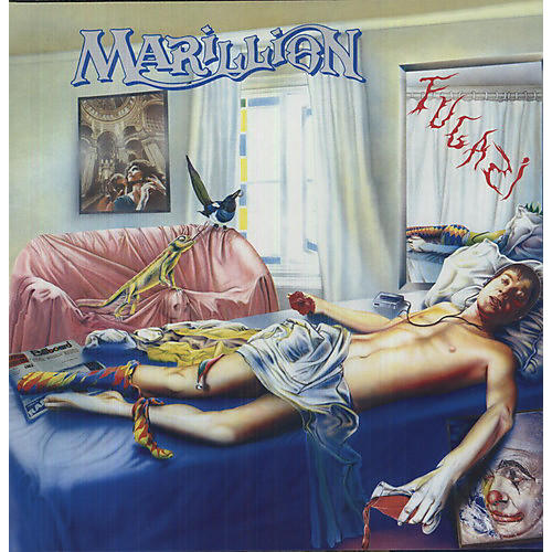 Alliance Marillion - Fugazi thumbnail