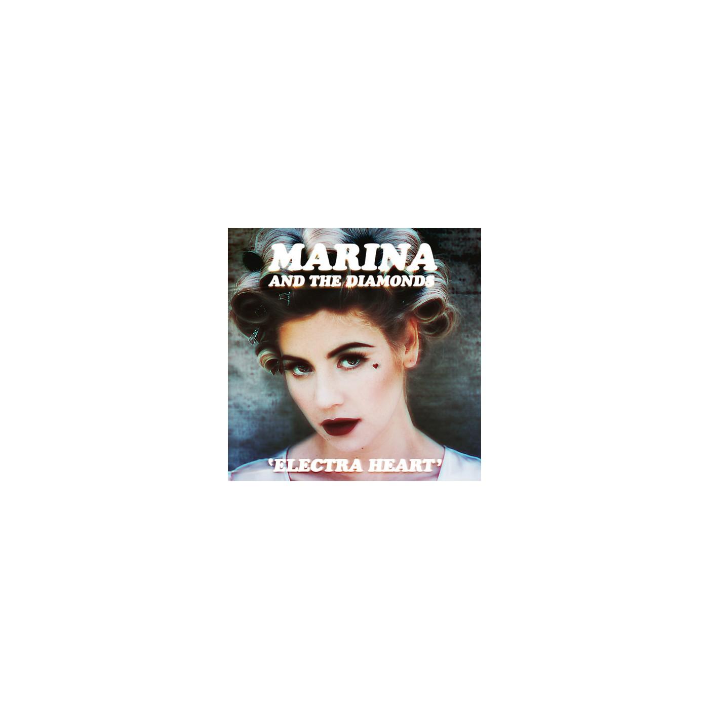 Alliance Marina and the Diamonds - Electra Heart thumbnail