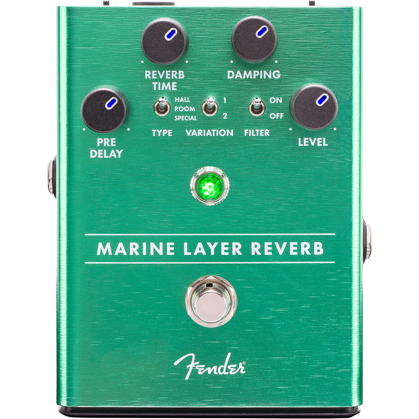 Fender Marine Layer Reverb Effects Pedal thumbnail