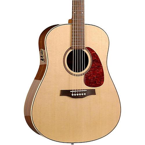 Seagull Maritime SWS High Gloss QI Acoustic-Electric Guitar thumbnail