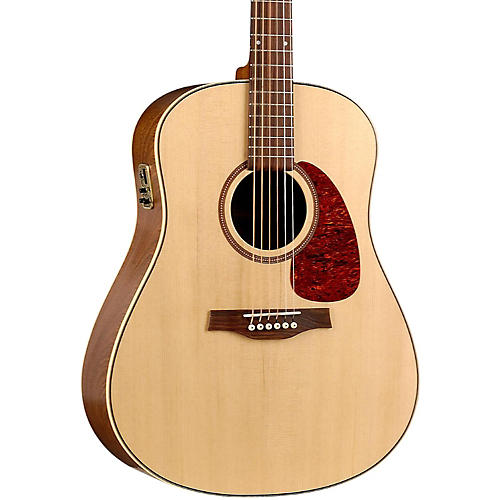 Seagull Maritime SWS Semi-Gloss QI Acoustic-Electric Guitar thumbnail