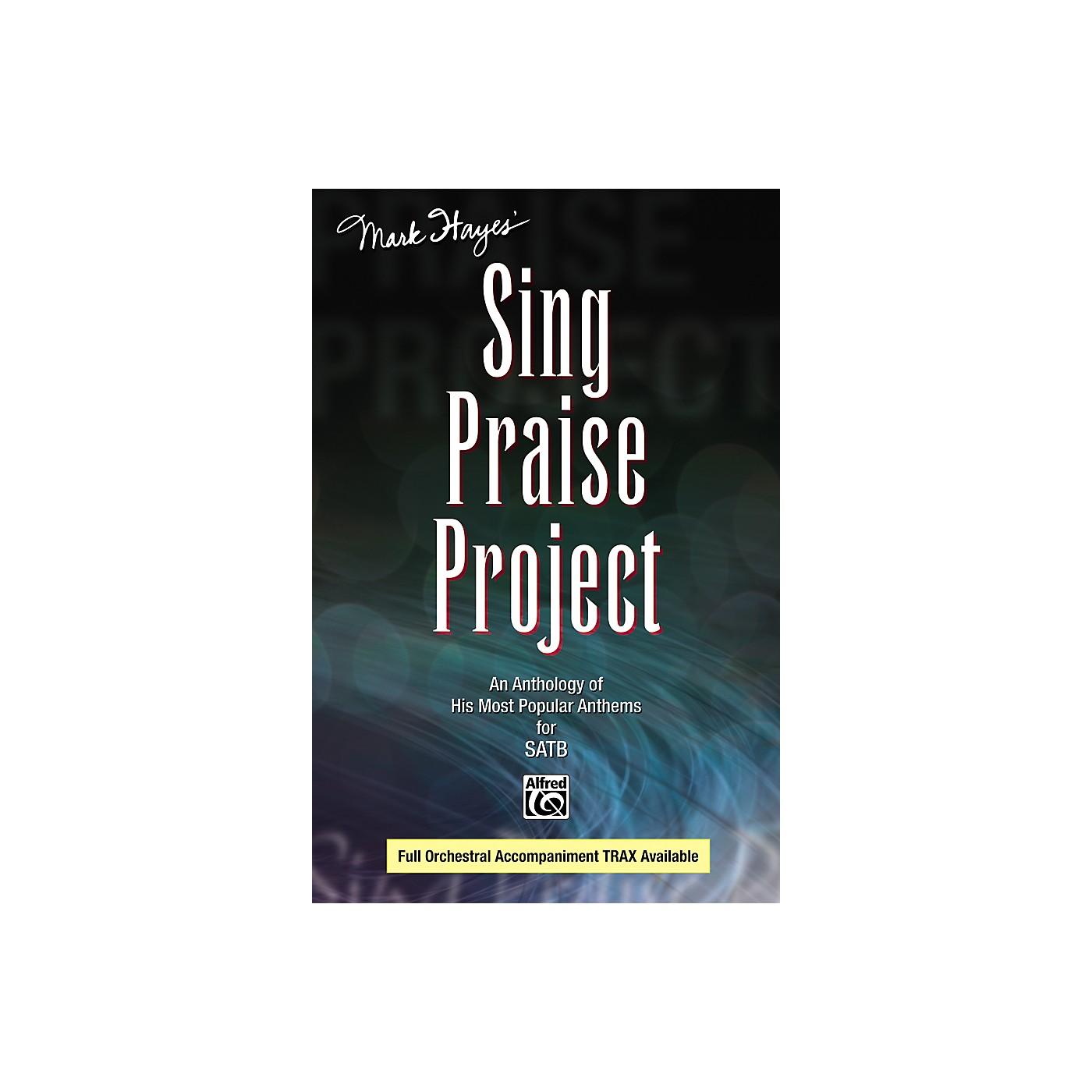 Alfred Mark Hayes' Sing Praise Project SATB Choir thumbnail