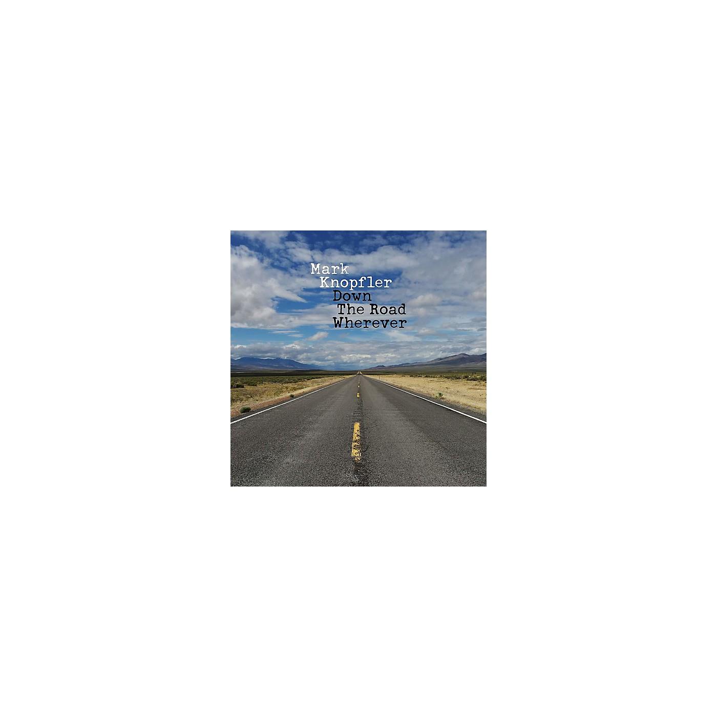 Alliance Mark Knopfler - Down The Road Wherever (CD) thumbnail
