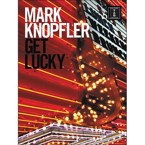 Hal Leonard Mark Knopfler - Get Lucky Tab Book thumbnail