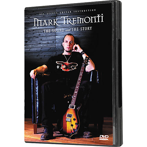 Fret12 Mark Tremonti - The Sound and the Story (DVD) thumbnail