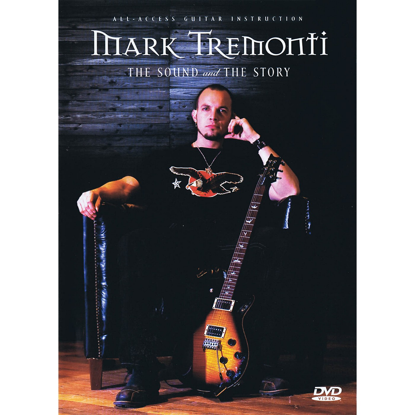 Fret12 Mark Tremonti: The Sound And The Story - Guitar Instructional/documentary Dvd (pal Ed.) Instructional/Guitar/DVD DVD by Mark Tremonti thumbnail