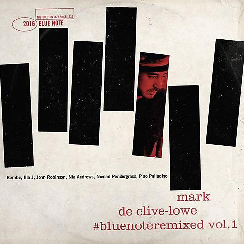 Alliance Mark de Clive-Lowe - Blue Note Remixed Vol. 1 thumbnail