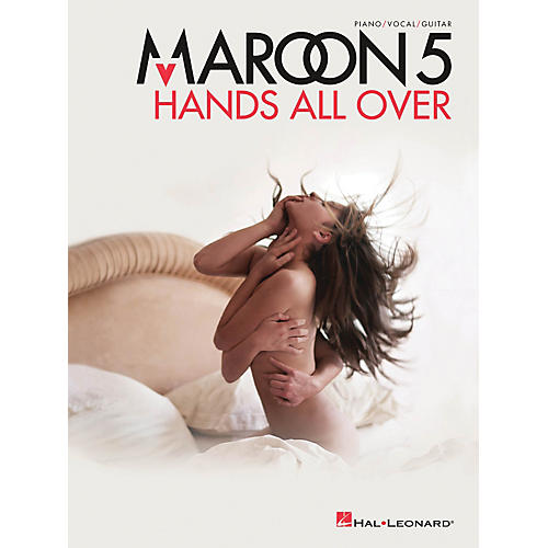 Hal Leonard Maroon 5 - Hands All Over Songbook-thumbnail