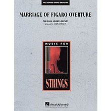Hal Leonard Marriage of Figaro Overture Music for String Orchestra Series Softcover Arranged by Jamin Hoffman