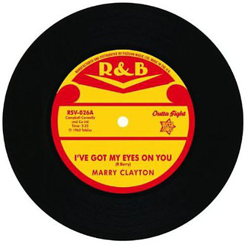 Alliance Marry Clayton - I've Got My Eyes on You/The Doorbell Rings thumbnail