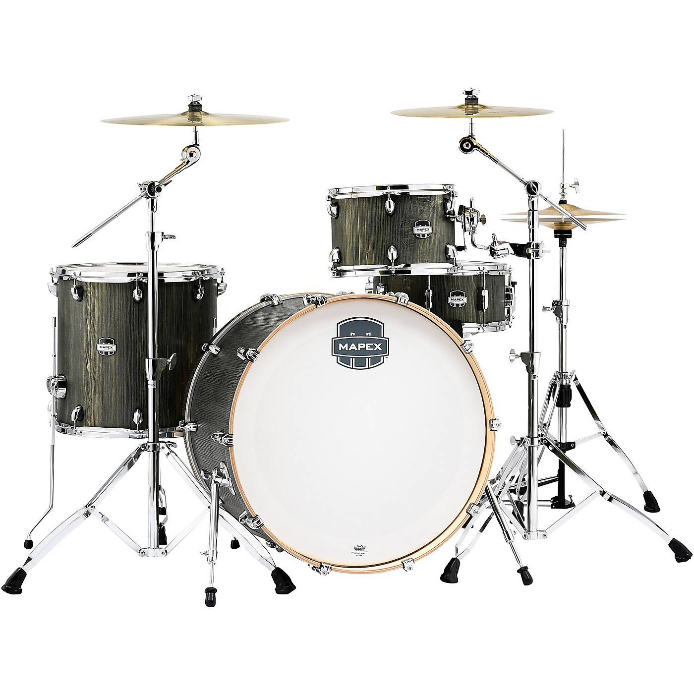 Mapex Mars Series 4-Piece Rock Shell Pack with 24 in. Bass Drum thumbnail