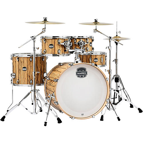 Mapex Mars Series 5-Piece Rock Shell Pack with 22 in. Bass Drum thumbnail