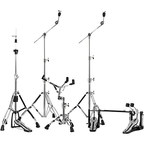 Mapex Mars Series HP6005-DP 5-Piece Hardware Pack with Double Bass Drum Pedal thumbnail