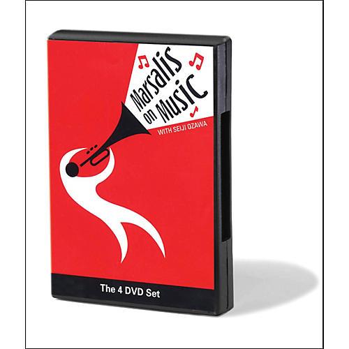 Hal Leonard Marsalis On Music 4-DVD Set thumbnail
