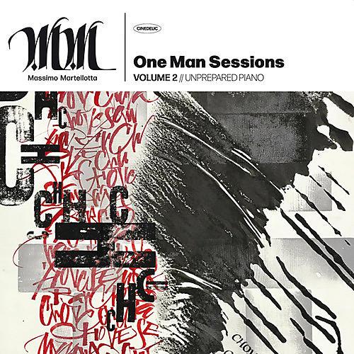 Alliance Martellotta - One Man Sessions Volume 2: Unprepared Piano thumbnail