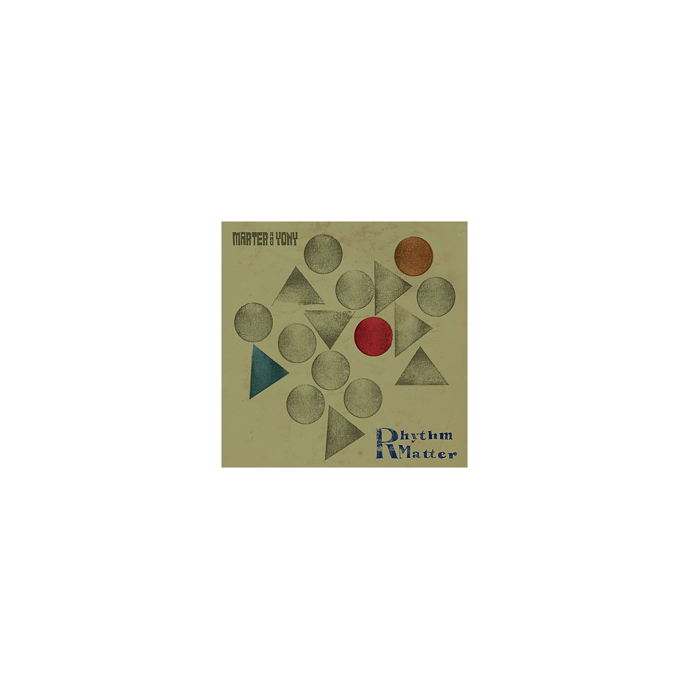 Alliance Marter & Yony - Rhythm Matter thumbnail