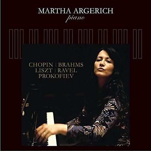 Alliance Martha Argerich - Chopin Brahms Liszt Tavel Prokofiev thumbnail