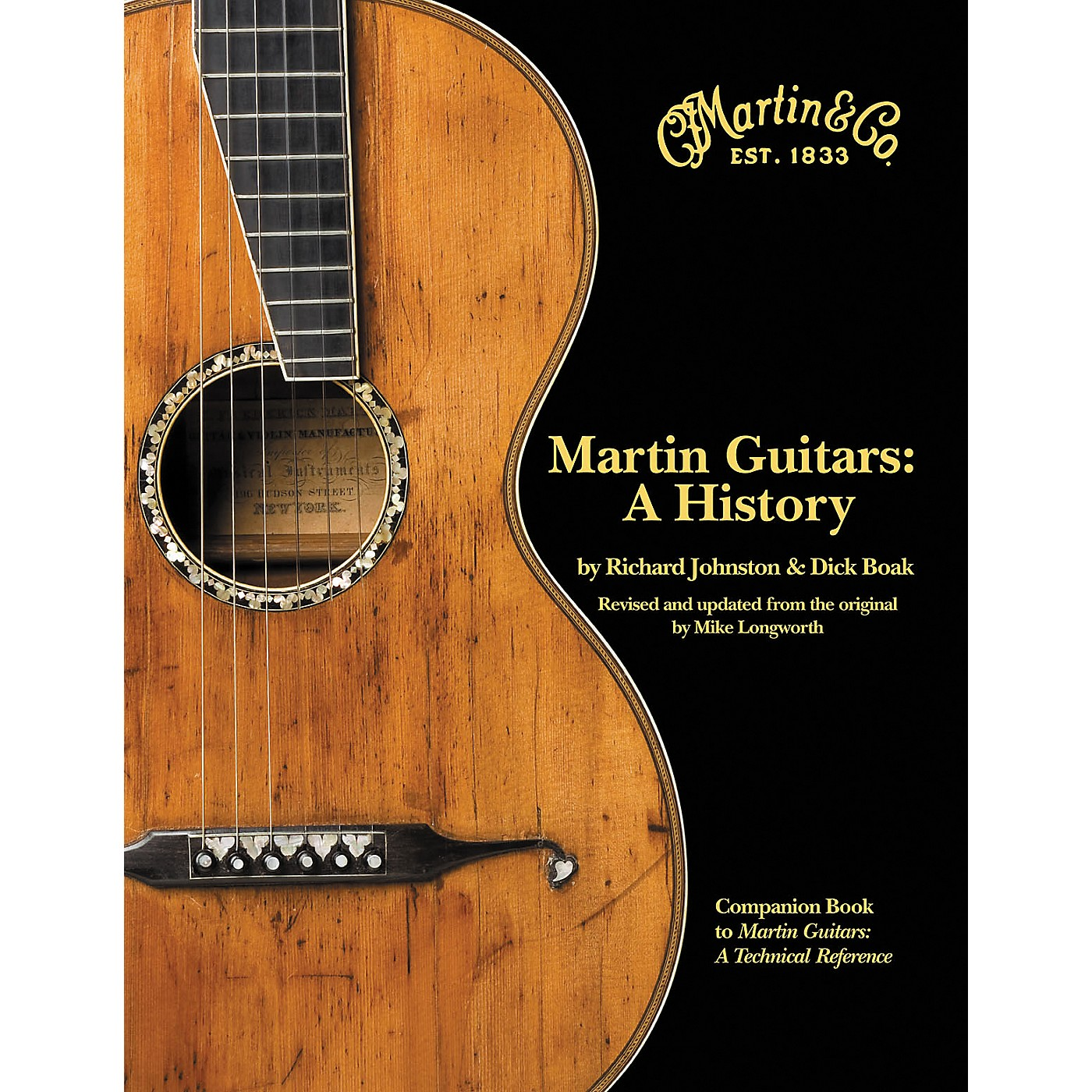 Hal Leonard Martin Guitars: A History thumbnail