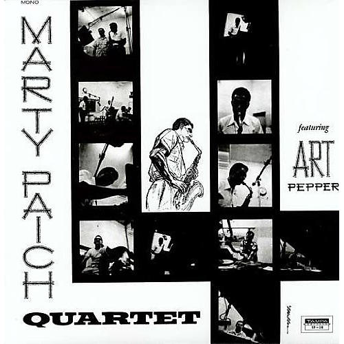 Alliance Marty Paich - Featuring Art Pepper thumbnail