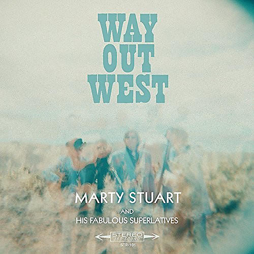 Alliance Marty Stuart - Way Out West thumbnail