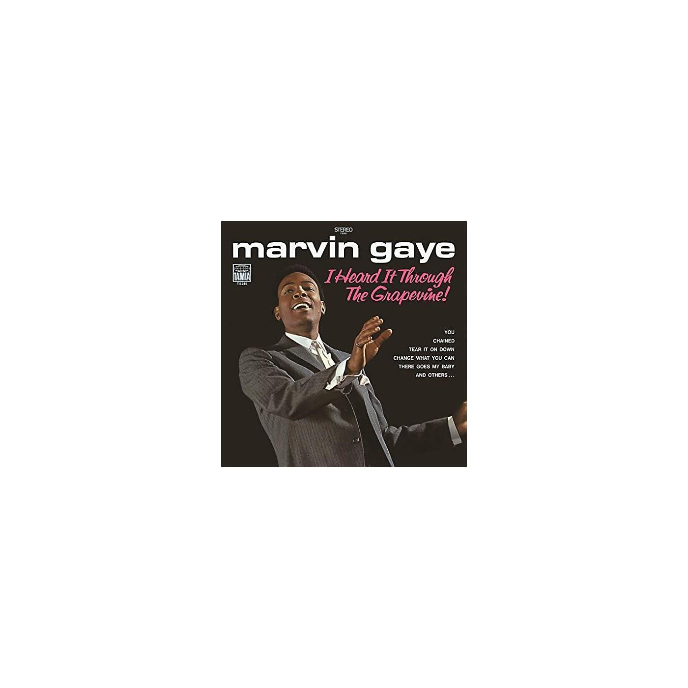 Alliance Marvin Gaye - I Heard It Through The Grapevine thumbnail