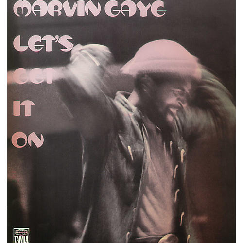 Alliance Marvin Gaye - Let's Get It on thumbnail