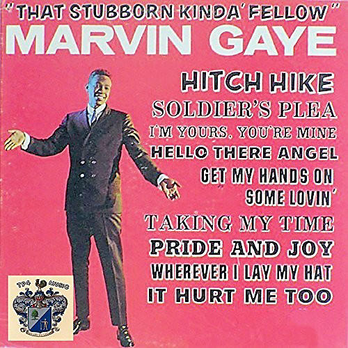 Alliance Marvin Gaye - That Stubborn Kinda Fellow thumbnail